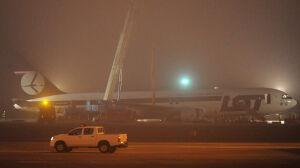 Boeing już w hangarze