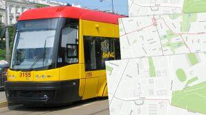 Tędy pojedzie tramwaj na Wilanów. Największa taka inwestycja od lat