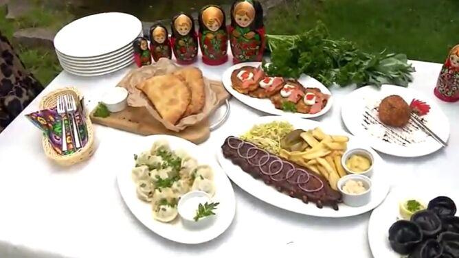 Gołdap zaprasza. Czyste powietrze w Polsce i smaki kuchni rosyjskiej
