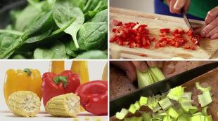 Kolor warzyw i owoców informuje, jak wpływają na nasz organizm