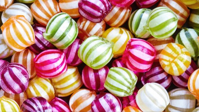 Pięć najbardziej szkodliwych słodyczy
