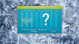 Prognoza pogody na 16 dni: mroźna zima będzie się umacniać