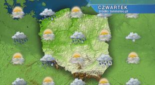 Dorota Gardias o pogodzie w najbliższych dniach